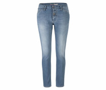 Boyfriend-Jeans 'p06D' blue denim