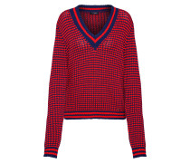 Pullover 'cigoldie' rot