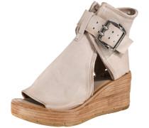 Sandalette naturweiß