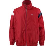 Jacke marine / rot / weiß