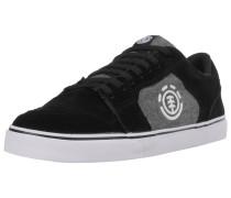Sneaker 'Heatley' grau / schwarz