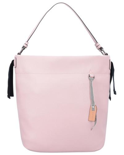 'Ava' Shopper Tasche 30 cm rosa