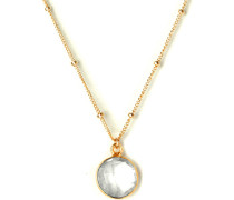 Kette 'Clear Pure' gold