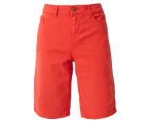 Shorts orangerot