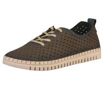 Sneaker beige / navy