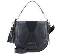 Handtasche 'Barga' schwarz