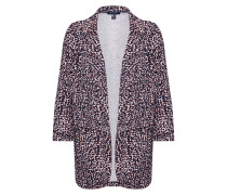 Blazer 'mark Animal' rosa / schwarz