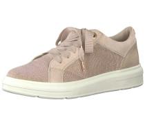 Sneaker 'Metallic' rosa