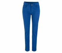 Stretch-Jeans 'Angela Pipe Smart' blau