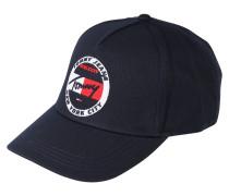 Cap 'heritage Embroidery' dunkelblau