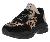 Sneaker 'Baisley' braun / schwarz