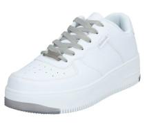 Sneaker '72240' grau / weiß