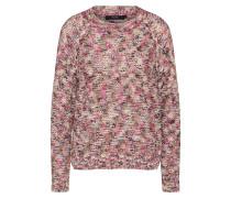 Pullover mischfarben / rosa