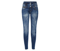 'Raya' Boyfriend Jeans blue denim