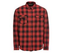 Hemd 'shirt' rot / schwarz