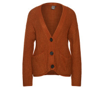 Strickjacke 'stila CA' karamell