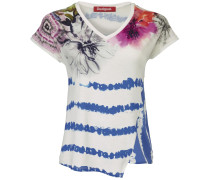 T-Shirt 'Cellia' mischfarben