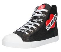 Sneaker 'street Love' schwarz