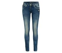 Skinny Jeans 'nikita - blue hiperpower'