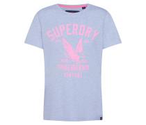 Shirt 'Sd Mascot Entry Tee' blau