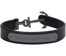 Armband 'Signum Collection' schwarz