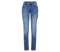 Jeans 'denim_Barcelona Flowers'