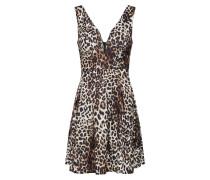 Kleid 'CH 900/p' braun