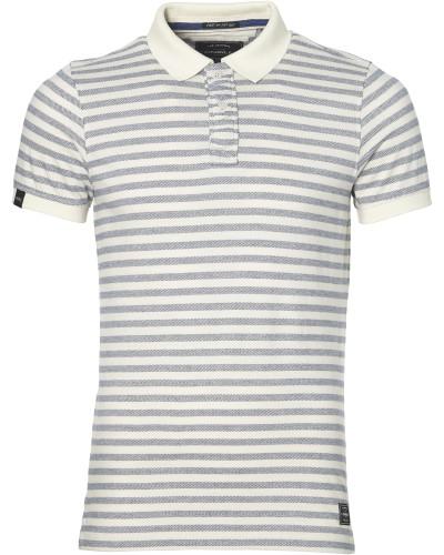 Shirt 'jack's Special Polo' beige / blau