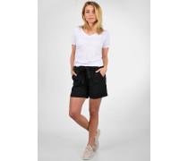 Shorts 'Lina' schwarz