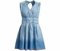 Kleid 'Luca' blue denim