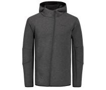 Sweatshirt Asymmetrisches grau