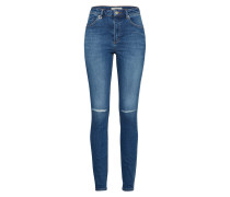 Jeans 'marilyn' blue denim