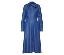 Kleid blue denim