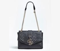Tasche 'Violet' schwarz