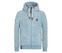 Zipped Jacket 'Mach Et Otze V' hellblau