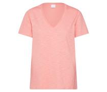 Shirt 'Temodern' pfirsich