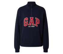 Sweatshirts rot / navy