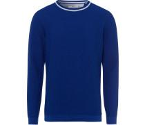 Pullover ' Rick ' blau