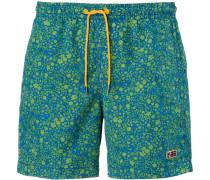 Badeshorts ' Vail' blau / gelb / grün