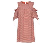 Kleid altrosa / pastellrot