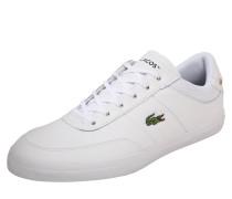 Sneaker 'court-Master' weiß