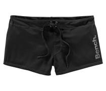 Boxer-Badehose schwarz