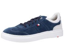 Sneaker saphir / weiß