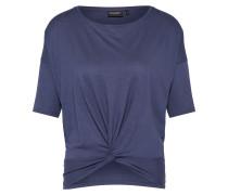 Tshirt 'dominique' indigo
