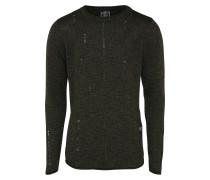 Pullover 'mst Marco' khaki