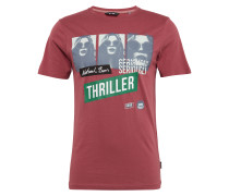 T-Shirt 'onsGabriel' pastellrot