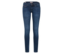 Skinny Jeans ' Sophie' blue denim
