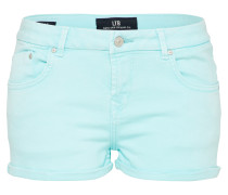 Knappe Used Shorts 'Judie' aqua