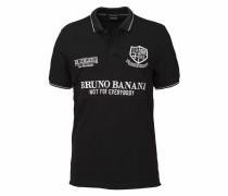 Poloshirt schwarz