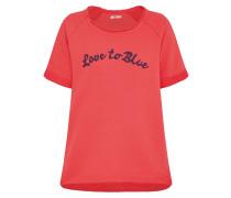 T-Shirt 'keyose' koralle